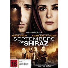 Septembers of Shiraz DVD 1Disc