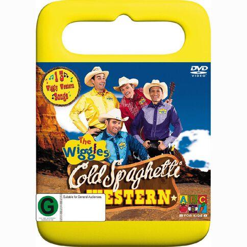 Wiggles Cold Spaghetti DVD 1Disc