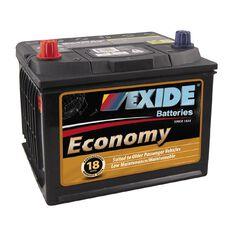 Exide Car Battery Low Maintenance LM50D
