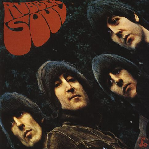 Rubber Soul by The Beatles CD
