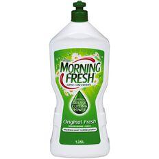 Morning Fresh Concentrate Dishwash Liquid Original 1.25L