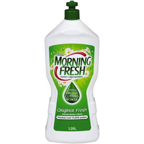 Morning Fresh Concentrate Dishwash Liquid Original 1.25L