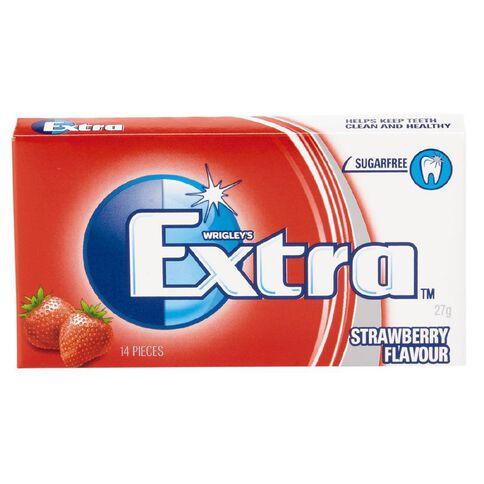 Extra Envelope Strawberry 14 Piece