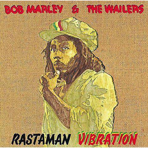 Rastaman Vibration by Bob Marley 1CD