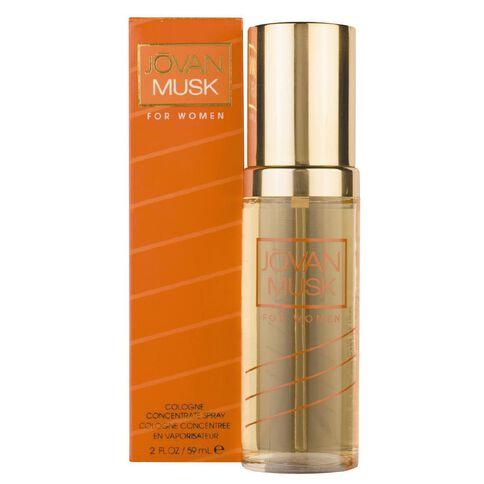 Jovan Musk Woman Cologne Spray 59ml