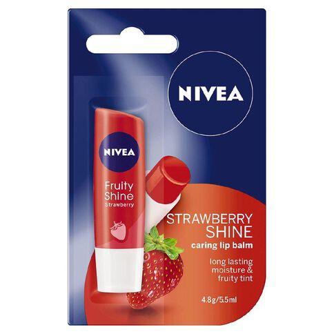 Nivea Lip Care Strawberry  4.8g