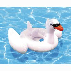 Inflatable Swan with Seat Kids