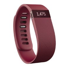 Fitbit Charge Burgundy Small