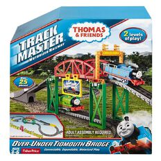 Thomas & Friends Fisher-Price Trackmaster Over-Under Bridge