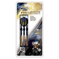 Formula Sports Rampage Brass Darts Assorted