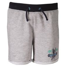 Hippo + Friends Toddler Boy Print Leg Shorts