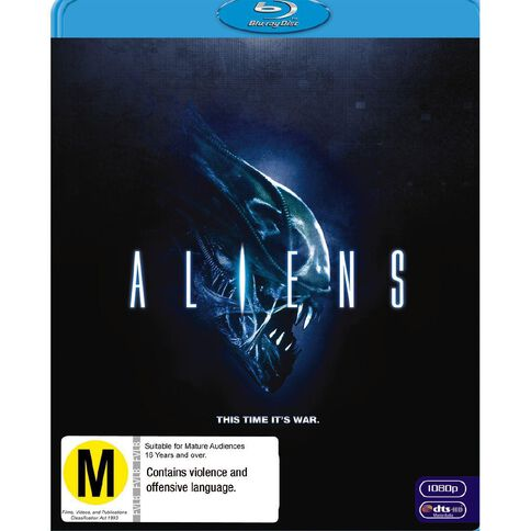 Aliens Blu-ray 1Disc