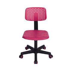 Office Chair Pink