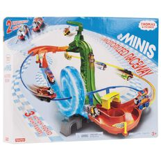 Thomas & Friends Fisher-Price Minis Motorised Madness Play Set