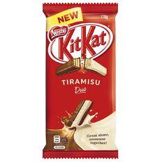 KitKat Tiramisu Duo Block 170g