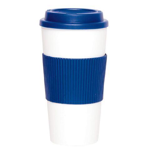 Living & Co Travel Mug Blue