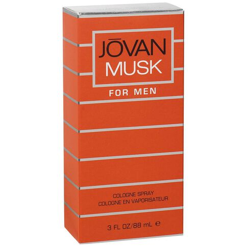 Jovan Musk Men Cologne Spray 88ml