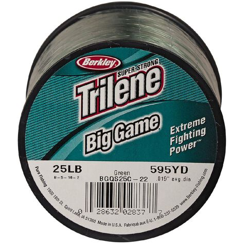 Trilene Big game Line 25lb 595yds