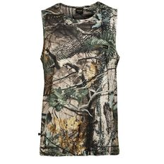 Back Country Men's Camouflage Cool Dry Singlet