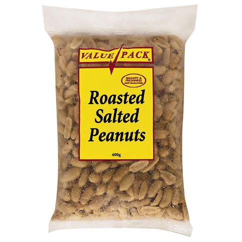 Value Pack Peanuts Roasted Salted