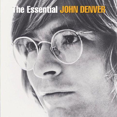 The Essential CD by John Denver 2Disc