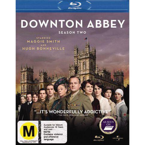 Downton Abbey Season 2 Blu-ray 3Disc