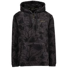 Back Country Men's Camouflage Fleece Hoodie