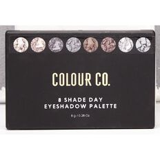 Colour Co. 8 Shade Eyeshadow Palette Day