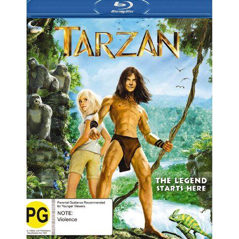 Tarzan Blu-ray 1Disc