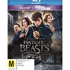 Fantastic Beasts Blu-ray 1Disc