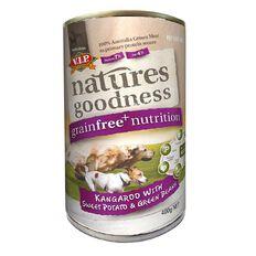 Natures Goodness Dog Kangaroo/Sweet Potato and Green Beans 400g