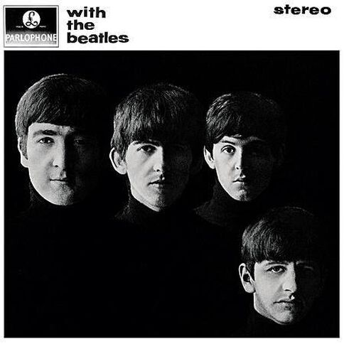 With The Beatles Vinyl by The Beatles 1Record