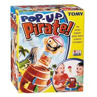 Pirate Pop Up Board Game