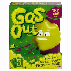 Gas Out Kids' Board Game
