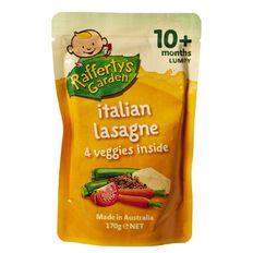 Rafferty's Garden Italian Lasagne 170g