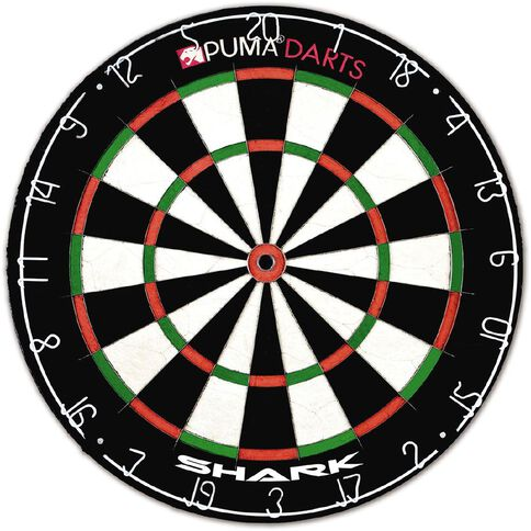 Puma Darts The Shark Bristle Dartboard