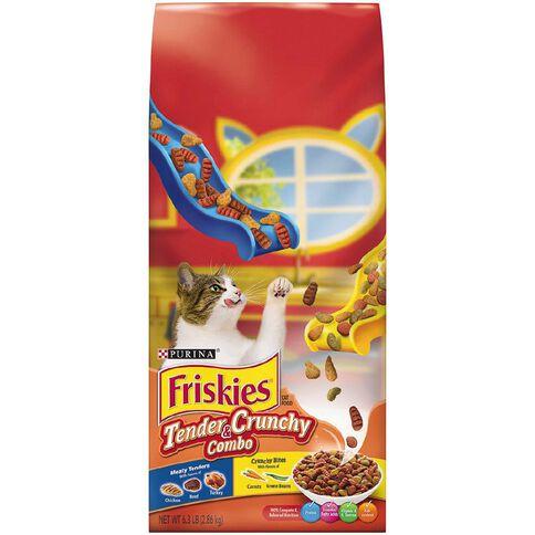 Friskies Tender & Crunchy Combo 2.86kg