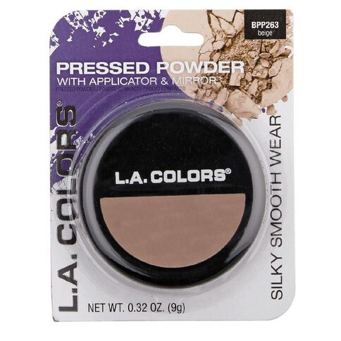 La Colors Pressed Powder Beige