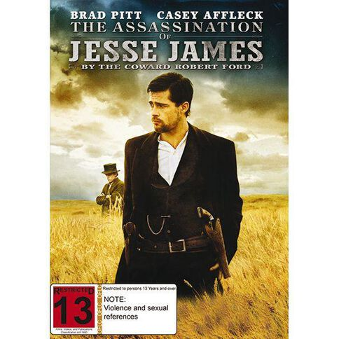 The Assassination of Jesse James DVD 1Disc
