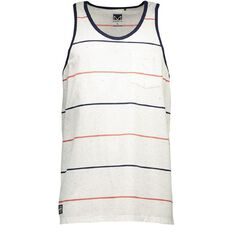Match Striped Singlet