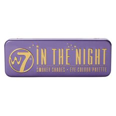 W7 In The Night Smokey Shades Eyeshadow Palette 12 Colours