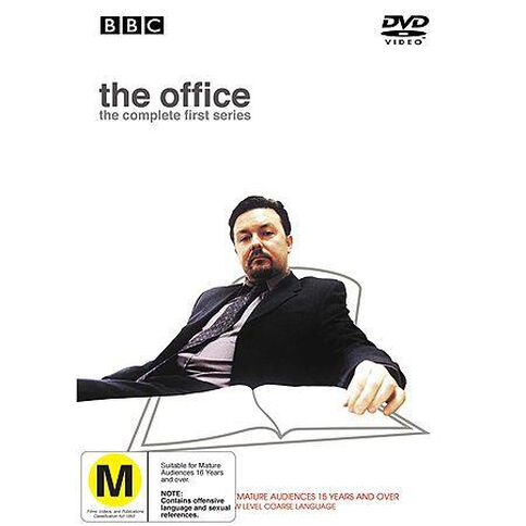 The Office Series Volume 1 DVD 1Disc