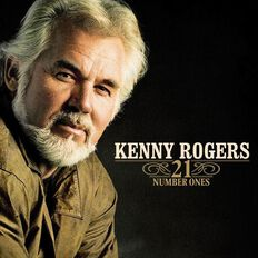 21 Number Ones CD by Kenny Rogers 2Disc