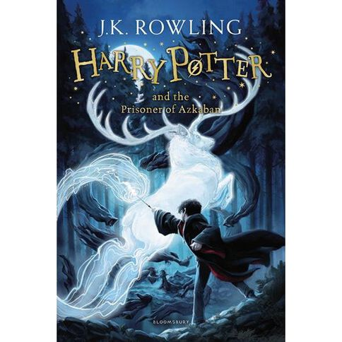 Harry Potter #3 The Prisoner of Azkaban by JK Rowling