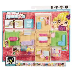 My Mini Mixie Q's Basic Play Set Assorted