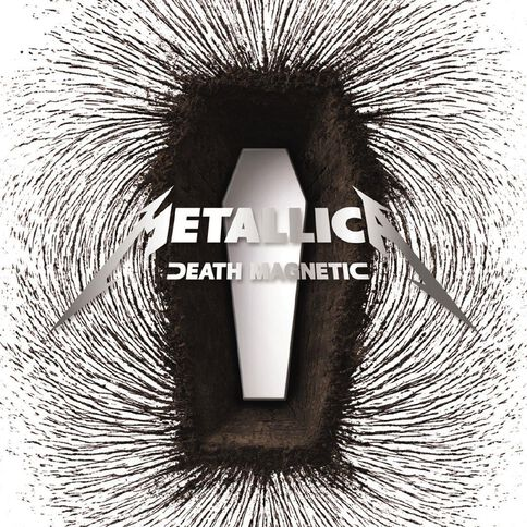Death Magnetic by Metallica CD