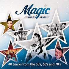 Magic CD by Various Artists 2Disc