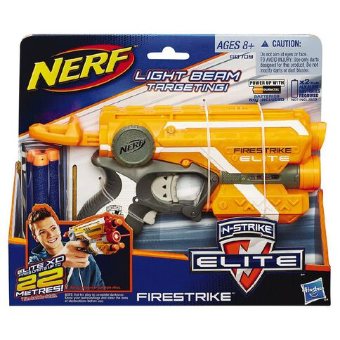 NERF N-Strike Elite Firestrike Assorted