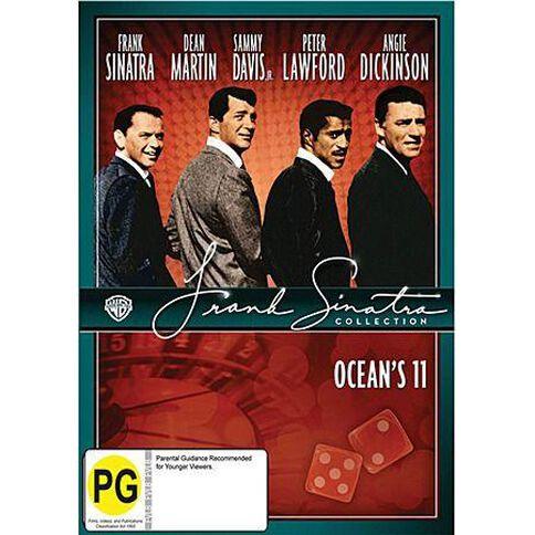 Oceans Eleven DVD 1Disc