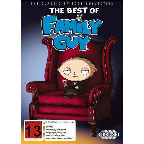 Family Guy Best Of DVD 1Disc